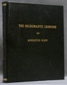 The Necromantic Grimoire of Augustus Rupp by Carter Stockdale