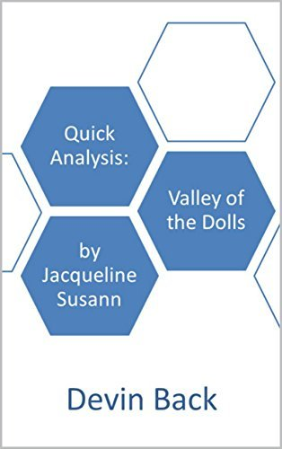 Quick Analysis: Valley of the Dolls by Jacqueline Susann