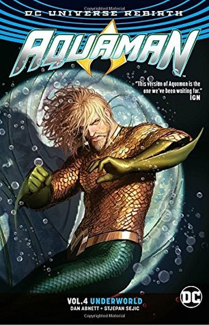 Aquaman, Volume 4: Underworld