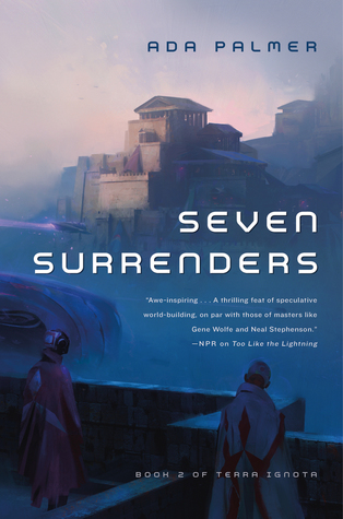 Image result for Ada Palmer: Seven Surrenders.