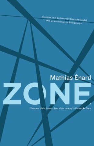 Zone by Mathias Énard