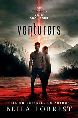 Venturers (Hotbloods, #4)