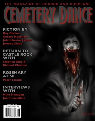 Cemetery Dance: Issue 76