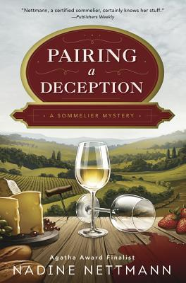 Pairing a Deception (A Sommelier Mystery #3)