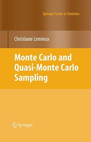 Monte Carlo and Quasi-Monte Carlo Sampling (Springer Series in Statistics)