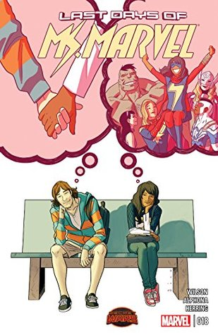 Ms. Marvel (2014-2015) #18