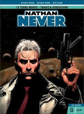 Nathan Never n. 18: Le terre morte - Tragica ossessione