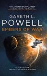 Book cover for Embers of War