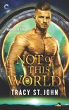 Not of This World (Warriors of Risnar, #1)