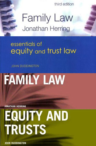 Family Law / Essentials of Equity and Trusts Law / Law Express: Equity and Trusts / Law Express: Family Law