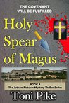 Holy Spear of Magus (The Jotham Fletcher Mystery Thriller Series Book 4)