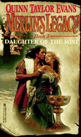 Daughter of the Mist by Quinn Taylor Evans