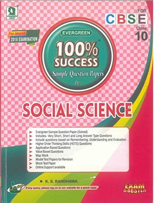 Evergreen 100 Success In Science Class 10 Pdf