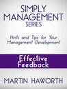 Simply Management Series - Effective Feedback: Hints and Tips for Your Management Development