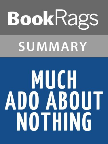 Summary & Study Guide Much Ado about Nothing by William Shakespeare
