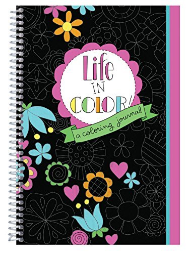 Life In Color - A Coloring Journal