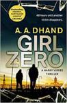 Girl Zero (Harry Virdee, #2)