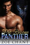 Pet Rescue Panther (Bodyguard Shifters, #2)