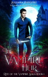 The Vampire Heir (Rite of the Vampire Saga, #1)