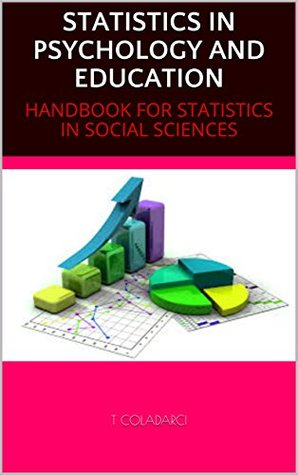 STATISTICS IN PSYCHOLOGY AND EDUCATION: HANDBOOK FOR FUNDAMENTAL STATISTICS
