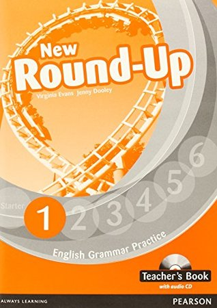Round Up Level 1 Teacher's Book/Audio CD Pack