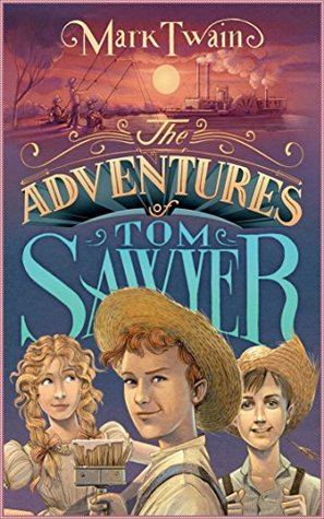 The Adventures of Tom Sawyer [Dover Thrift Editions] (Annotated)