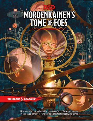 Mordenkainen's Tome of Foes (Dungeons & Dragons, 5th Edition)