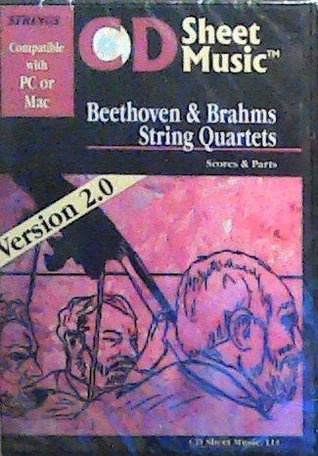 1: Beethoven And Brahms: String Quartets