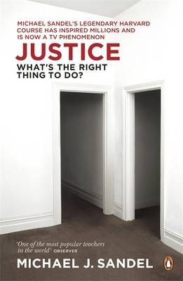 justice whats the right thing to do summary