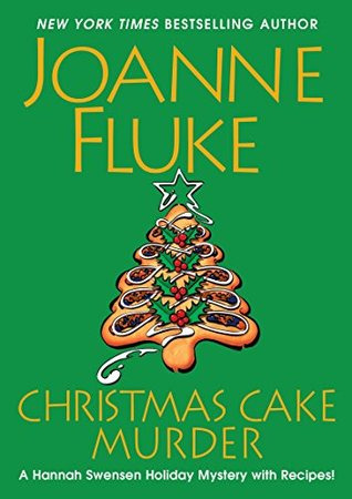 Christmas Cake Murder (Hannah Swensen #23)
