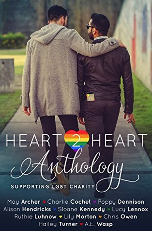 Anthology Review: Heart2Heart: A Charity Anthology