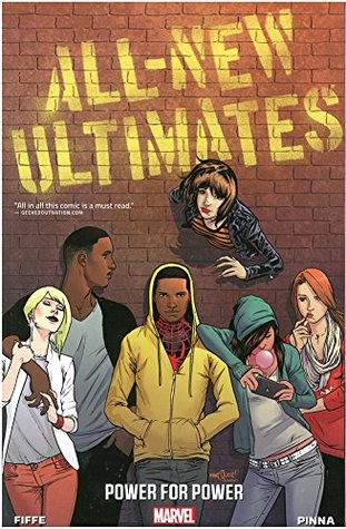 All-New Ultimates, Volume 1