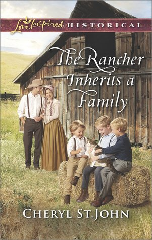 Image result for the rancher inherits a family cheryl st. john
