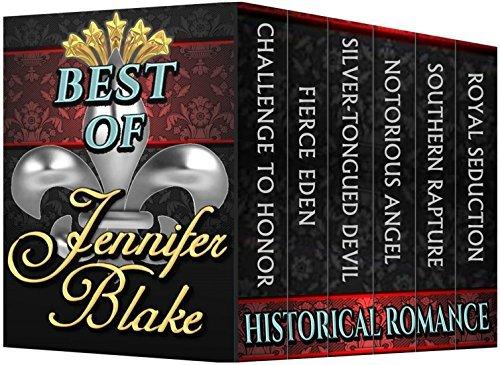 Best of Jennifer Blake: Historical Romance