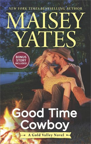Good Time Cowboy (Gold Valley, #3)