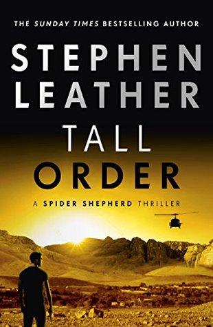 Tall Order (Dan Shepherd #15) par Stephen Leather