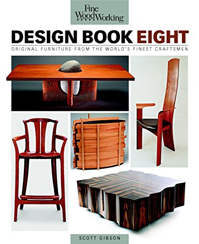 Fine Woodworking Design Book Eight: Original Furniture from the World's Finest Collection