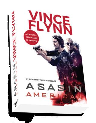 Asasin American by Vince Flynn