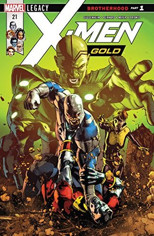 X-Men: Gold #21
