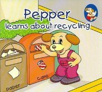 Pepper Learns About Recycling