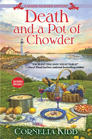 Death and a Pot of Chowder (A Maine Murder Mystery #1)