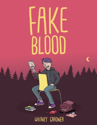 Preorder Fake Blood by Whitney Gardner