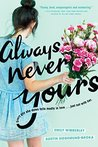 Book cover for Always Never Yours