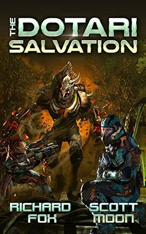 The Dotari Salvation (Terran Strike Marines #1)