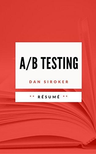 A/B TESTING: Résumé en Français