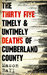 The Thirty Five Timely & Untimely Deaths of Cumberland County by Mason   Ball