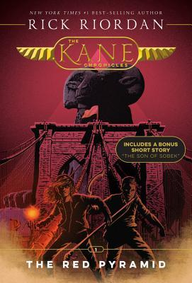 The Red Pyramid (The Kane Chronicles #1)