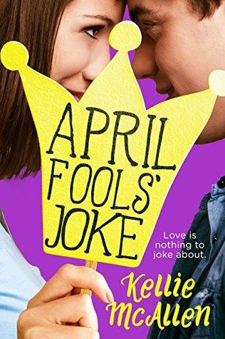 April Fools' Joke (Holiday High, #3)