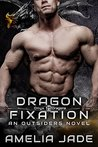 Book cover for Dragon Fixation (Onyx Dragons, #1)