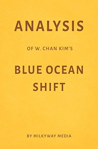 Analysis of W. Chan Kim's Blue Ocean Shift by Milkyway Media